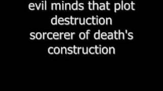 war pigs black sabbath lyrics