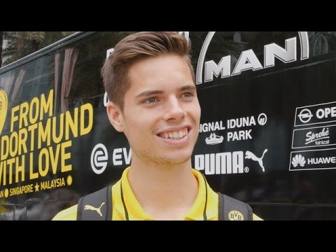 Xxx Mp4 MAN Asia Tour Diary Interview Mit Julian Weigl 3gp Sex