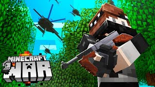 the EVIL & MOST WANTED Minecraft Player is HUNTING me!  (eeek)