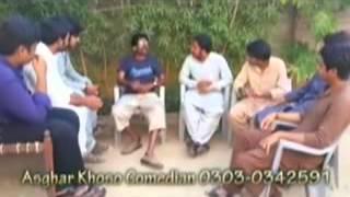 Asghar Khoso Comedy - Jhoot -