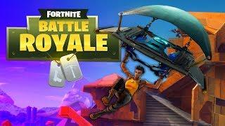 INTO THE DANGER ZONE - Dumb & Dumber Play Fortnite Battle Royale