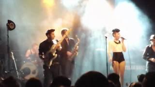Parov Stelar Band - Baska Brother Part I - live in Zurich @ Kaufleuten 3.3.2012