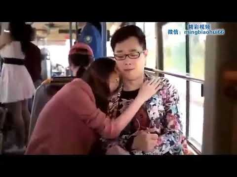 Funny video|Japanese bus funny videos