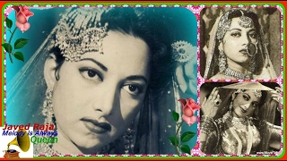 SURAIYA-Film-CHAR DIN-[1949]-Arey Qismat Ki Baat Hai-[78 RPM Audio Version-Great Tribute]