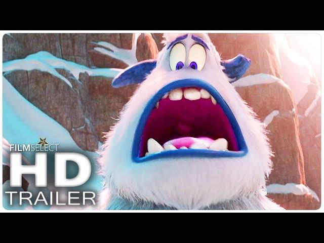 SMALLFOOT Trailer 2 (2018)