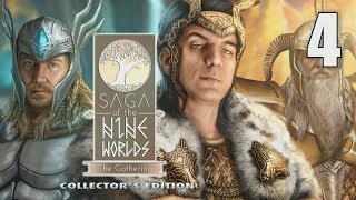 Saga Of The Nine Worlds: The Gathering CE [04] Let's Play Walkthrough - Part 4