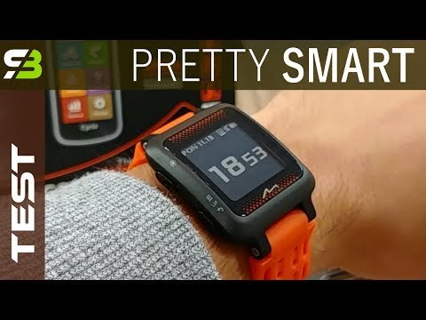Xxx Mp4 Not Only For Runners Smartwatch Mio MiVia 350 With GPS Part 1 3gp Sex