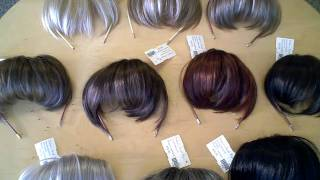 Bangs On A Headband!  Our #1 Hair Loss Product