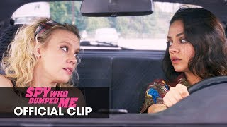 "The Spy Who Dumped Me (2018) Official Clip ""We're Going to Europe"" – Mila Kunis, Kate McKinnon"