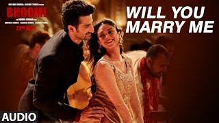 Will You Marry Me Full Audio Song | Bhoomi | Sanjay Dutt, Aditi Rao Hydari | Sachin - Jigar