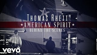Thomas Rhett - American Spirit (Behind The Scenes)