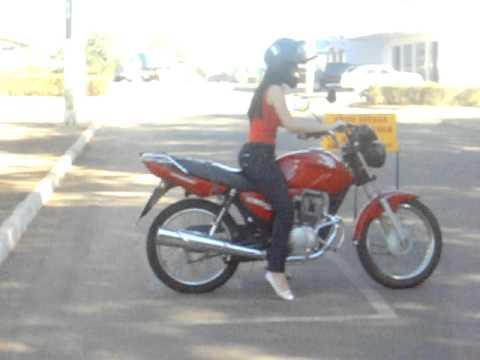 Aula de moto Auto Escola