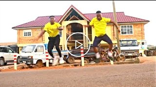 Allo Maadjoa ft Kulli Jay Para Dance Challenge by TSD GH prod by Apya