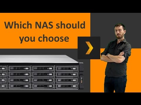 A Guide to  Choosing a Rackmount Plex Media Server from Synology, QNAP and Thecus NAS