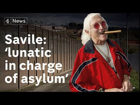 Broadmoor: Savile was 'a lunatic in charge of the asylum'