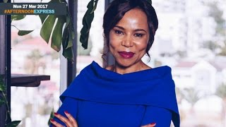 Dr. Precious Motsepe | Minnie Dlamini | Afternoon Express | 27 March 2017