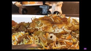 مطبق سمك لذيذ وشهي ومغذي , اكلات عراقيه ام زين  IRAQI FOOD OM ZEIN