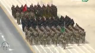 بالفيديو: قناة السعودية تتحدث عن عظمة الجيش المصرى بكلمات تقشعر لها الأبدان .