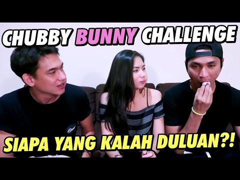 Chubby Bunny Challenge With Adipati Dolken & Rangga Nattra