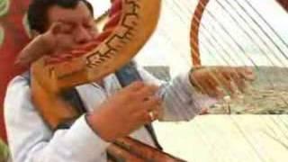 Arpa Andina Peruana Instrumental - Adiós pueblo de Ayacucho