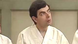 Beans Skills   Funny Clips   Mr Bean Official
