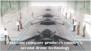 Pakistani company produces country's second drone technology