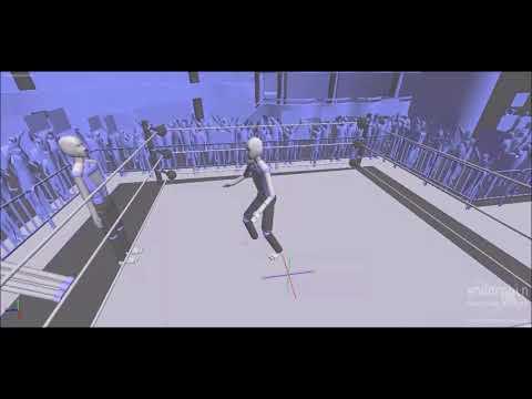 IEW IATBM Endorphin Wrestling Compilation 31