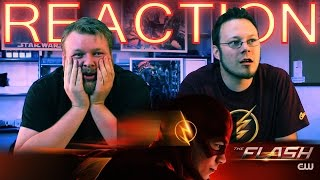 The Flash FINALE REACTION