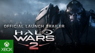 Halo Wars 2 Cinematic Launch Trailer - February 21, 2017 Release (PC + Xbox One)
