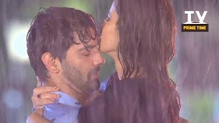 Chandni and Advay Romantic Rain Kiss | Iss Pyar Ko Kya Naam Doon 3 | TV Prime Time
