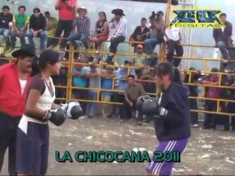 BOX RANCHERO EN LA CHICOCANA PARTE 3
