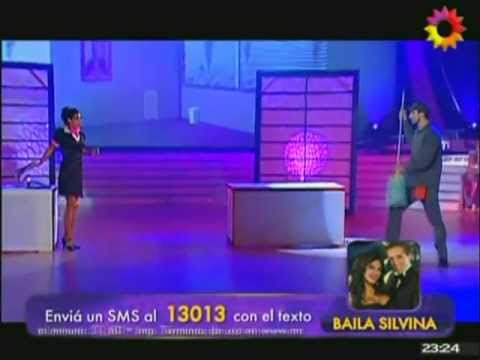 Silvina Escudero Bailando 2010 Stripdance Duelo