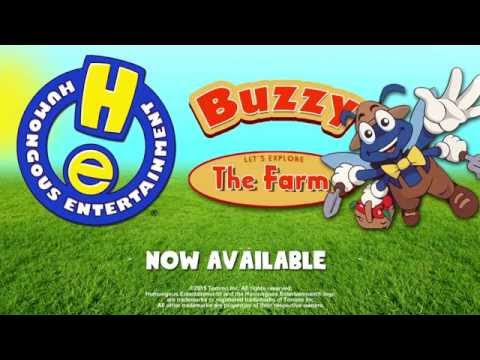 Let s Explore The Farm with Buzzy