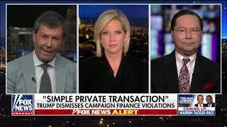 Did Trump violate campaign finance laws Fox News