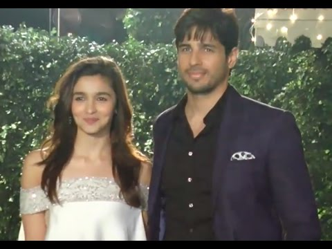 Xxx Mp4 Alia Bhatt Sidharth Malhotra TOGETHER At Ronnie Screwvala Daughter S Wedding 3gp Sex