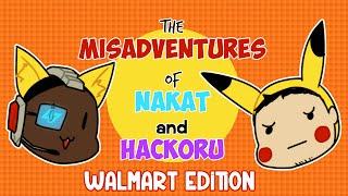 The Misadventures of NAKAT and Hackoru- Episode 1