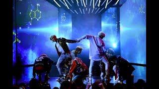 BTS on AMA