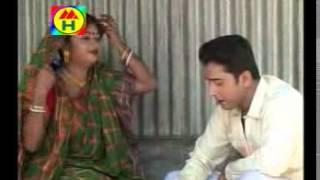 Shila bhabi & Ratan in romantic scene in bangla desi movie