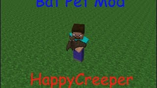 Обзор модов Minecraft #2-Bat Pet.