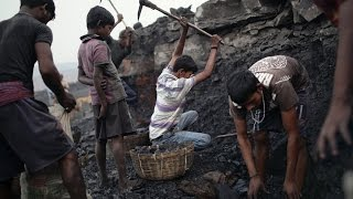 India's Coal Rush: A Town on Fire