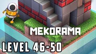 Mekorama Level 46, 47, 48, 49, 50 Walkthrough Gameplay [HD]