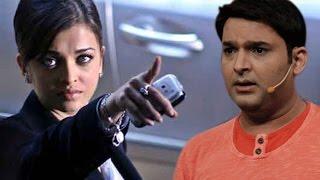 Aishwarya Rai Bachchan KICKS Kapil Sharma OUT from his show