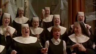 Oh Maria - Sister Act - Whoopi Goldberg | HD | lyrics