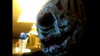 My new Jeff the Killer mask (again)
