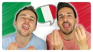 ITALIAN WORDS you've been getting wrong...