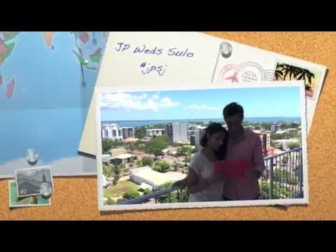 JP and Sulo Wedding Invite