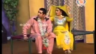Makhani New Stage Drama 2014 Full Punjabi Comedy Stage Show part 4