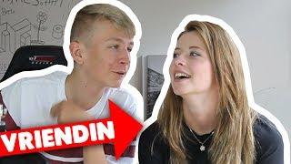 SEKS VOOR DEZE VIDEO GEHAD? - VRAGEN MET VRIENDIN