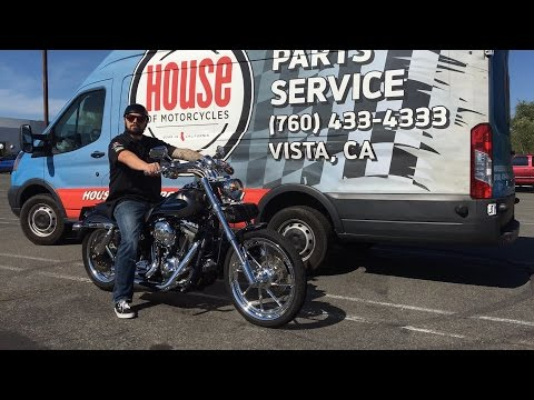 2007 Harley Davidson® FXDSE Dyna® Screamin Eagle UHD975437