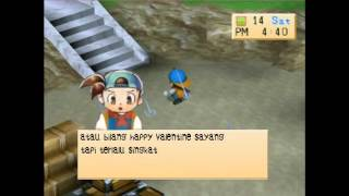 Valentine Is MITOS | Harvest moon back to nature